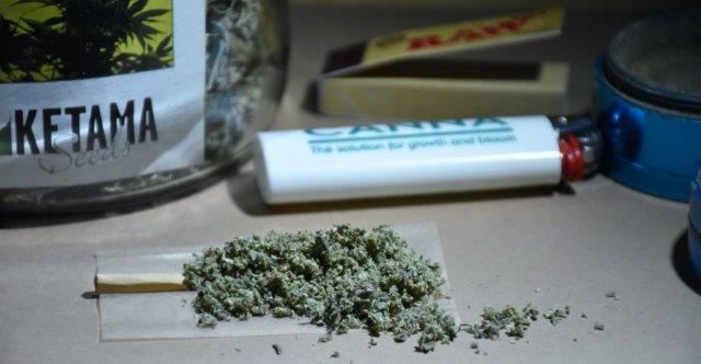 recreational weed in the US