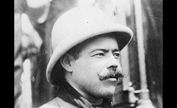 Marijuana and Pancho Villa mexico