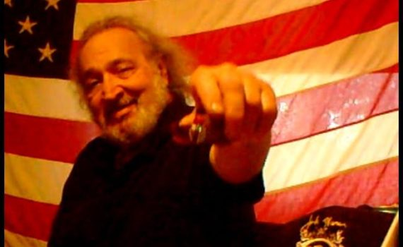 Jack Herer, one of the most important cannabis activists