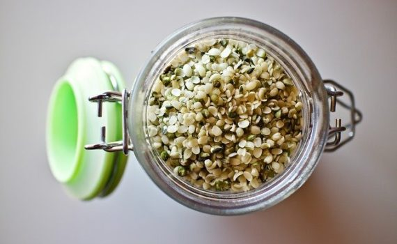 Hemp seeds proteins
