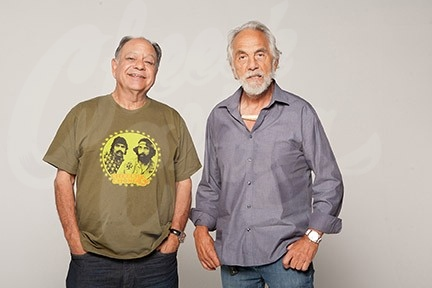 Cheech and Chong helping Puyallup tribe to open a cannabis store