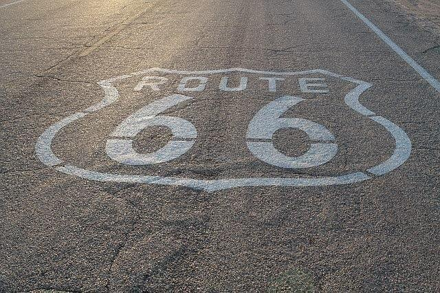 marijuana in route 66-marihuana en la ruta 66