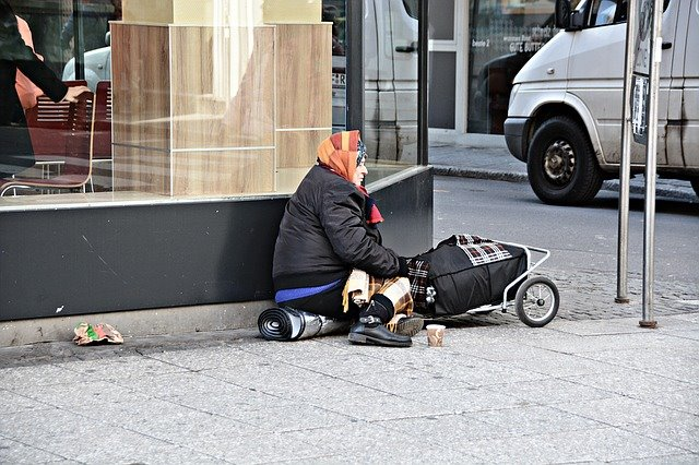 Medicinal cannabis for the homeless